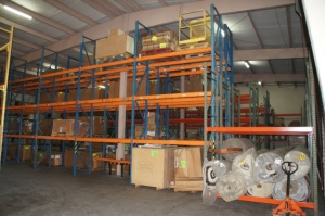 warehouse services aruba
