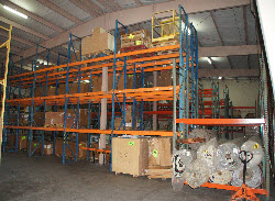 warehousing services aruba